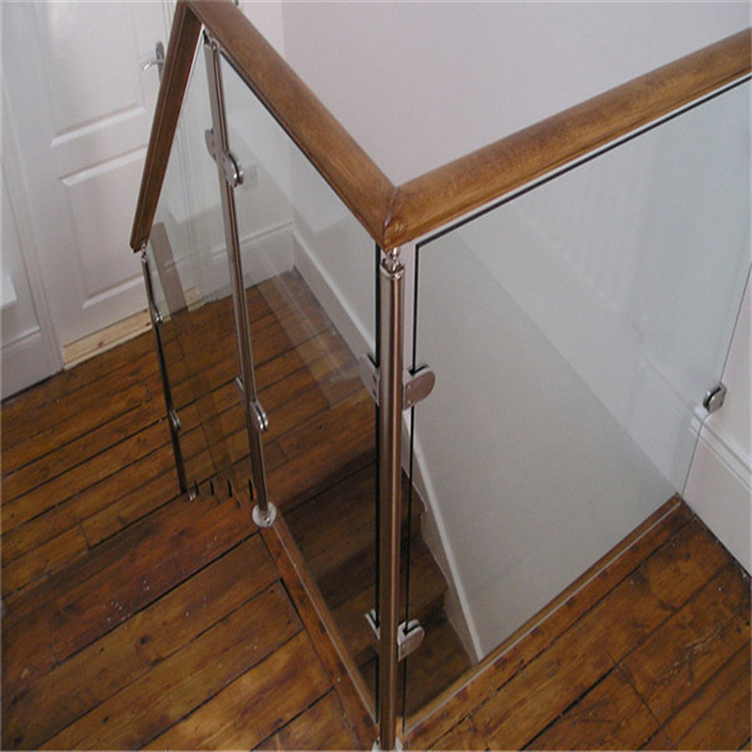 Interior Glass Railing Systems Design For Stairs